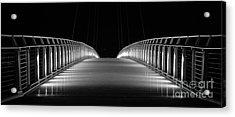 Bridge Acrylic Print by Jenny Potter