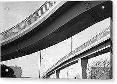 Bridge Acrylic Print by Snap Shooter jp