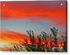 Brilliant Sunrise Acrylic Print