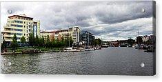 Bristol Panoramic Photograph Acrylic Print