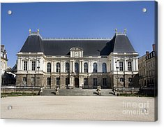 Brittany Parliament Acrylic Print