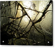 Broken Dreams Acrylic Print by Julianna Horvath