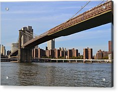 Brooklyn Bridge1 Acrylic Print