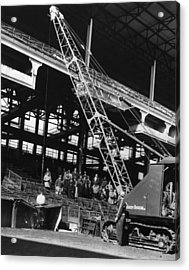Brooklyn: Ebbets Field Acrylic Print