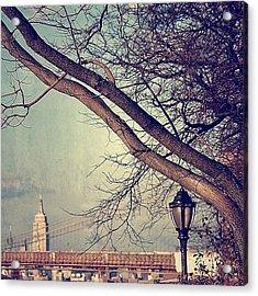 Brooklyn Heights - New York Acrylic Print