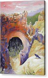 Bryce Canyon Light Utah Acrylic Print
