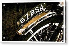 BSA Acrylic Print