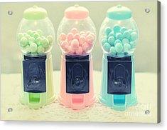 Bubble Gum Acrylic Print