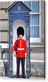 Buckingham Palace Acrylic Print