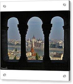 Budapest, Hungary 2006 Acrylic Print
