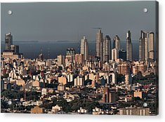 Buenos Aires Acrylic Print by Celta4
