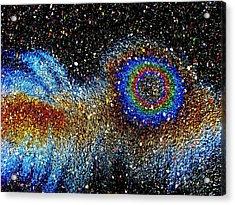 Acrylic Print featuring the photograph Bug Eye by Samuel Sheats