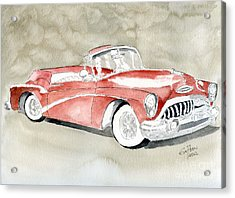 Buick Skylark 1953 Acrylic Print