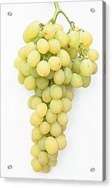 Bunch Of Grapes Acrylic Print by Maj Seda