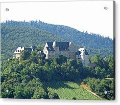 Burg Ebernburg Germany Acrylic Print
