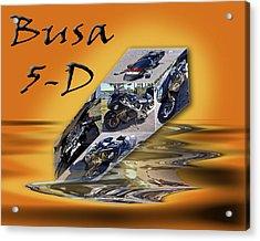 Busa 5-d Acrylic Print