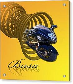 Busa Acrylic Print