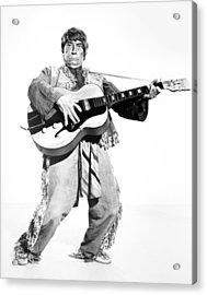 Buster Keaton, 1964 Acrylic Print by Granger