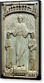 Byzantine Art Acrylic Print by Granger