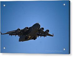 C-17 In Flight Acrylic Print