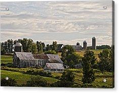 Cadis Farm Acrylic Print
