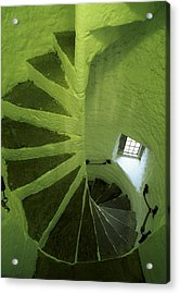 Cahir Castle, County Tipperary, Ireland Acrylic Print by Richard Cummins