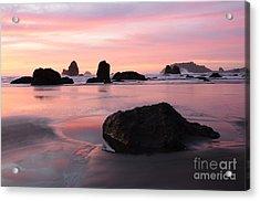 California Coast 3 Acrylic Print by Bob Christopher
