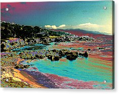 Acrylic Print featuring the photograph California Dreaming by Louis Nugent
