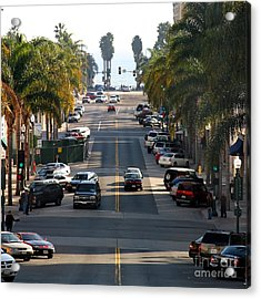 California Street Acrylic Print