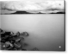 Acrylic Print featuring the photograph Calm by Odon Czintos