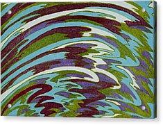 Calypso Acrylic Print by Lesa Weller