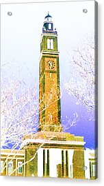 Campanile At Louisiana State University Acrylic Print