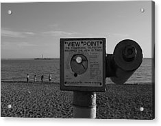 Can You Sea Me Acrylic Print by Kevin Bates