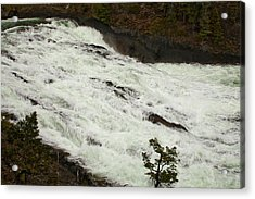 Canadian River 1746 Acrylic Print by Larry Roberson