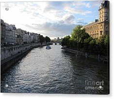 Canals Acrylic Print