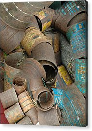 Canned Acrylic Print