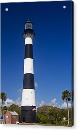 Cape Canaveral Lighthouse 2 Acrylic Print by Roger Wedegis