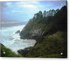 Cape Disappointment Acrylic Print