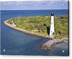 Cape Florida Acrylic Print by Patrick M Lynch