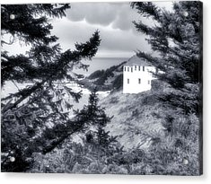 Cape Foulweather Acrylic Print