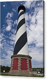 Cape Hatteras From Below Acrylic Print by Tim Mulina