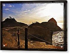 Cape Kiwanda Oregon Acrylic Print