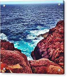 Cape Spear Acrylic Print
