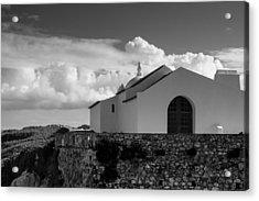 Capela Do Baleal Acrylic Print