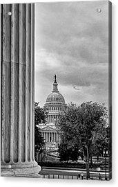 Capitol View Acrylic Print by Boyd Alexander
