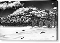 Caples Lake Acrylic Print