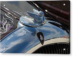 Car 142 Acrylic Print by Joyce StJames