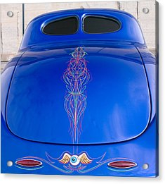 Acrylic Print featuring the photograph Car Art by Karen Lee Ensley
