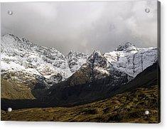 Carn Coire Na Creiche Mountains Acrylic Print