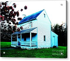 Acrylic Print featuring the photograph Carnifex Lll by Amy Sorrell